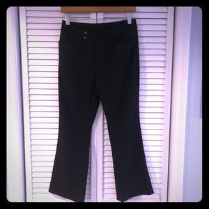Ralph Lauren black Capri Dress pants